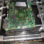 تعمیرات چیپست گرافیک لپ تاپ توسط BGA Machine