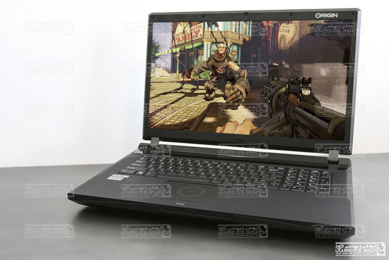 لپ تاپ گیمینگ Origin EON17-S