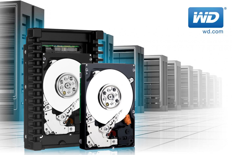هارد دیسک وسترن دیجیتال WD Xe SAS