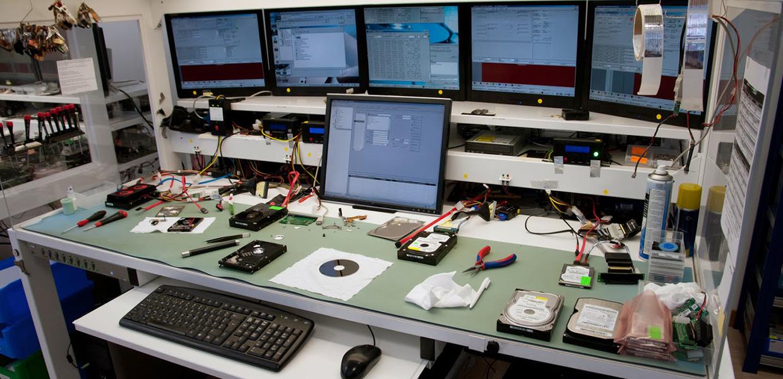 هارد کلینیک - بازیابی اطلاعات هارد دیسک