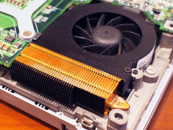 سیستم خنک کنندگی لپ تاپ