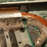مشکلات داغ کردن لپ تاپ