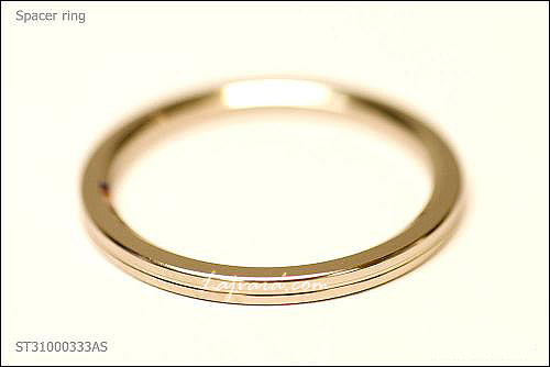 حلقه فضاساز پلتر - Spacer Ring