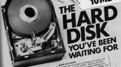 تاریخچه تولید هارد دیسک