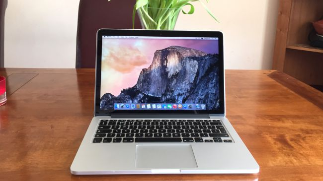 13.3-inch MacBook Pro with Retina Display