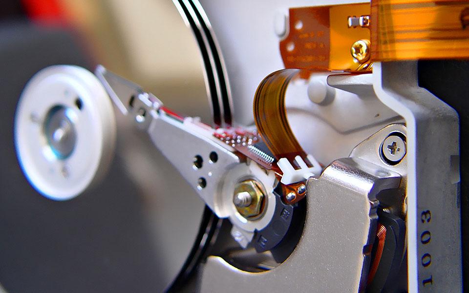 پاک کردن کامل اطلاعات هارد HDD
