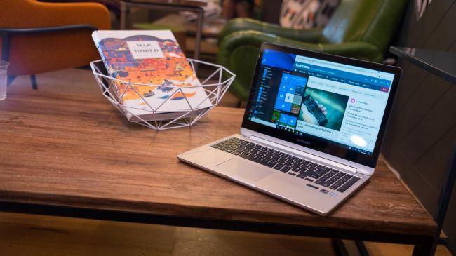 Samsung Notebook 7 Spin