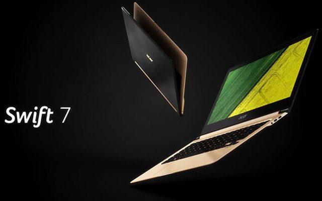 Acer Swift باریک ترین لپ تاپ دنیا