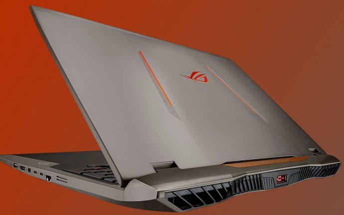 لپ تاپ گیمینگ ایسوس Asus G701VI