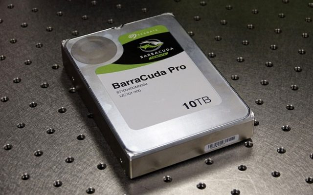 Barracuda Pro هارددیسک 10 ترابایتی سیگیت
