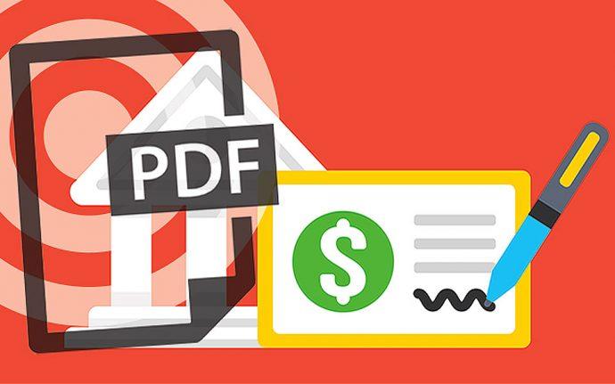 ذخیره کردن صفحات وب به صورت PDF