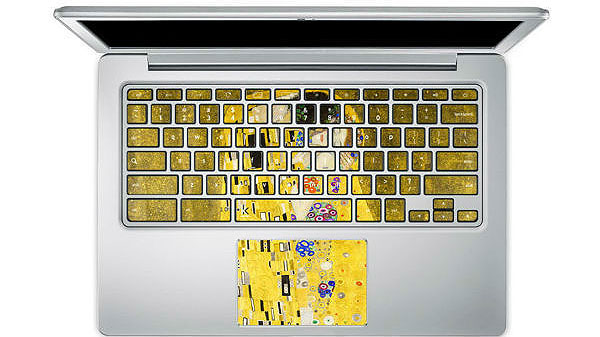 استیکر هنری لپ تاپ