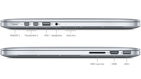 لپتاپ MacBook Pro with Retina Display 13.3 inch