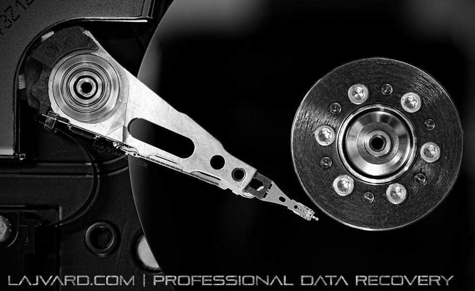 جراحی هد هارد دیسک | لاژورد